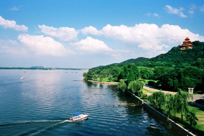 【武汉】秋高气爽天 去公园看那色彩斑斓