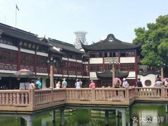 城隍庙九曲桥