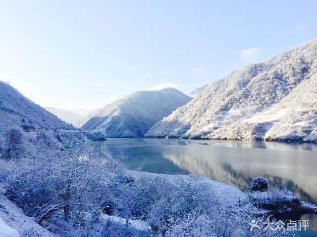 白马王朗自然风景区图片
