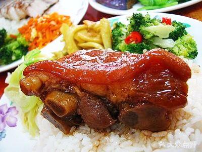 金牌隆江猪脚饭