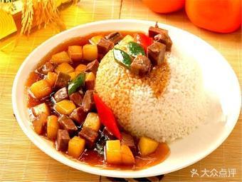 民意炒菜盒饭
