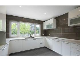 60平米复式北欧风格厨房欣赏图