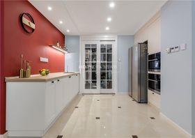 140平米混搭風格廚房圖片大全