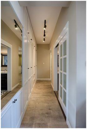 20万以上120平米三室两厅美式风格衣帽间图