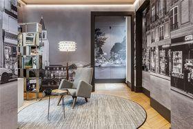 130平米四室两厅美式风格影音室图片