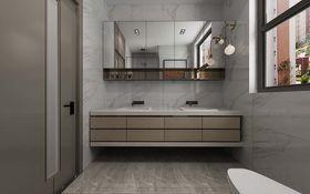 130平米三室兩廳現代簡約風格衛生間裝修圖片大全