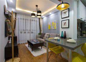 经济型40平米小户型现代简约风格客厅设计图