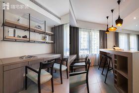 70平米混搭风格混搭家具欣赏图
