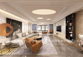 140平米別墅混搭風格客廳效果圖