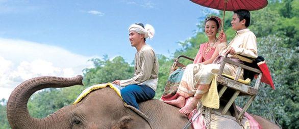◣度蜜月去哪里好◥谁爱的泰式酸辣小清新?推荐泰国四大浪漫地