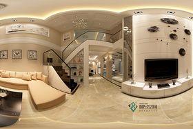 120平米复式北欧风格客厅欣赏图