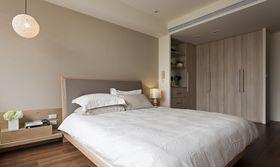 10-15万100平米三室两厅现代简约风格卧室图
