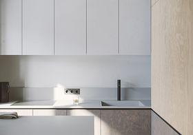 50平米北欧风格厨房装修案例