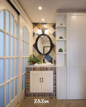富裕型120平米四室两厅美式风格卫生间图
