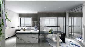 120平米三現代簡約風格廚房圖片大全