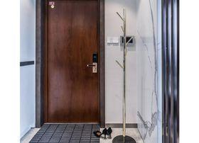 120平米三现代简约风格玄关装修案例