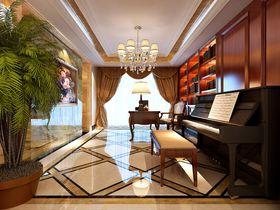 15-20万140平米复式新古典风格影音室欣赏图