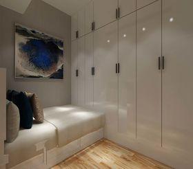5-10万90平米欧式风格书房效果图