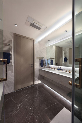 140平米四室两厅其他风格卫生间效果图