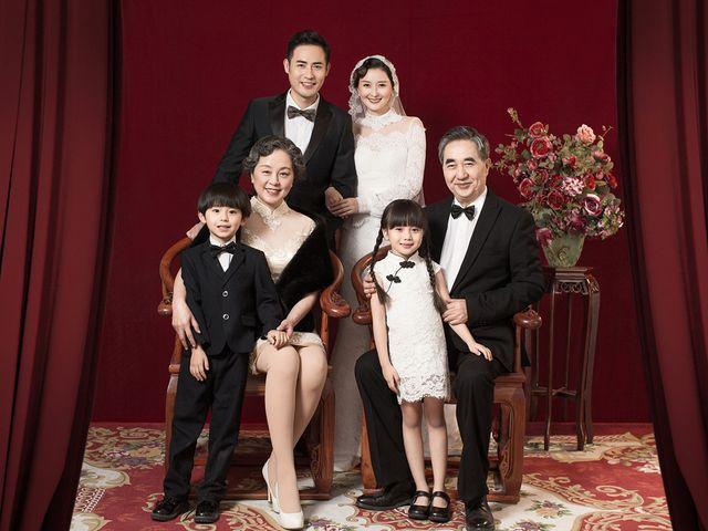 北京早晨全家福照相馆的图片