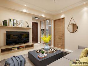 60平米现代简约风格其他区域装修案例
