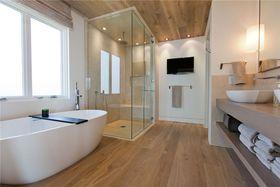 140平米四室两厅北欧风格卫生间图