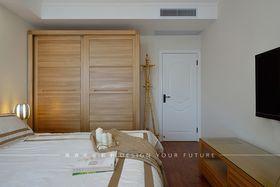 富裕型140平米复式美式风格卧室效果图
