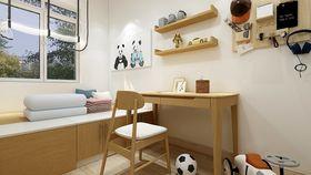 50平米小户型日式风格儿童房图