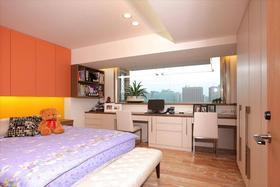 豪华型140平米四室两厅现代简约风格儿童房装修效果图