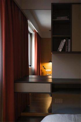 120平米三室兩廳現代簡約風格書房裝修效果圖