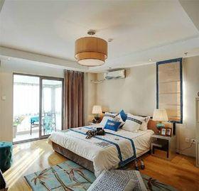 10-15万140平米四室两厅现代简约风格卧室图片大全