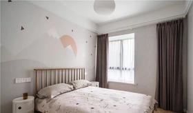 140平米四北欧风格儿童房装修案例