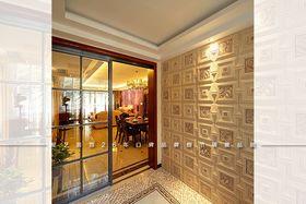 富裕型140平米四室两厅混搭风格玄关装修效果图