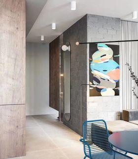 60平米公寓欧式风格玄关装修案例