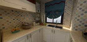 120平米三地中海风格厨房图片大全