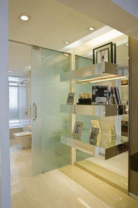 10-15万140平米三室两厅现代简约风格卫生间装修效果图