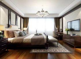 15-20万130平米三室两厅混搭风格卧室图片大全