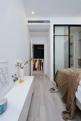 100平米三室一厅北欧风格卫生间设计图