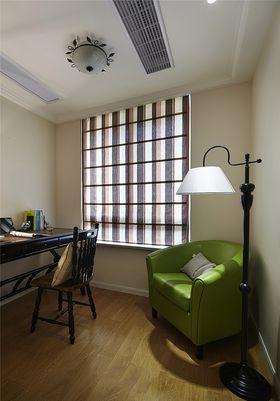 5-10万80平米三室两厅美式风格卧室装修案例