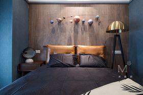 100平米混搭风格卧室设计图