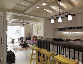 10-15万100平米东南亚风格餐厅装修效果图