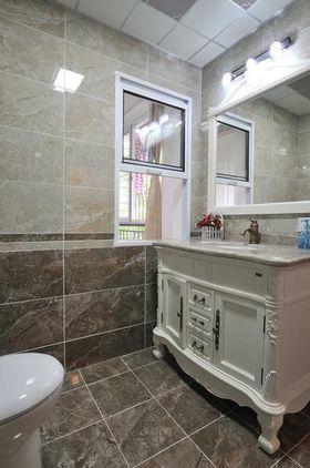10-15万140平米四室两厅田园风格卫生间装修案例