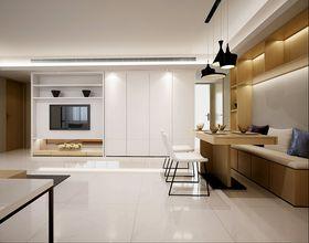 经济型100平米现代简约风格客厅装修案例