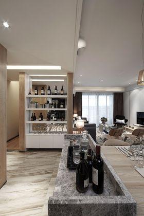 10-15万80平米现代简约风格厨房装修案例