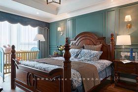 90平米三室两厅美式风格卧室图片