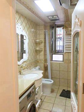 110平米三室两厅欧式风格卫生间图