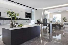 140平米三北欧风格厨房装修案例