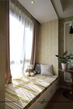 110平米美式风格卧室装修效果图