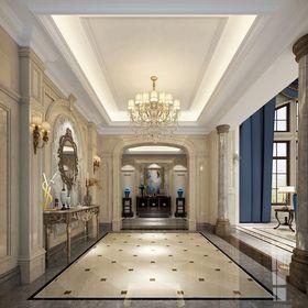 140平米別墅中式風格走廊圖片大全