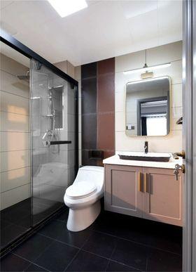 110平米三美式风格卫生间装修案例